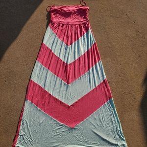 Design History Maxi Sundress sz Large